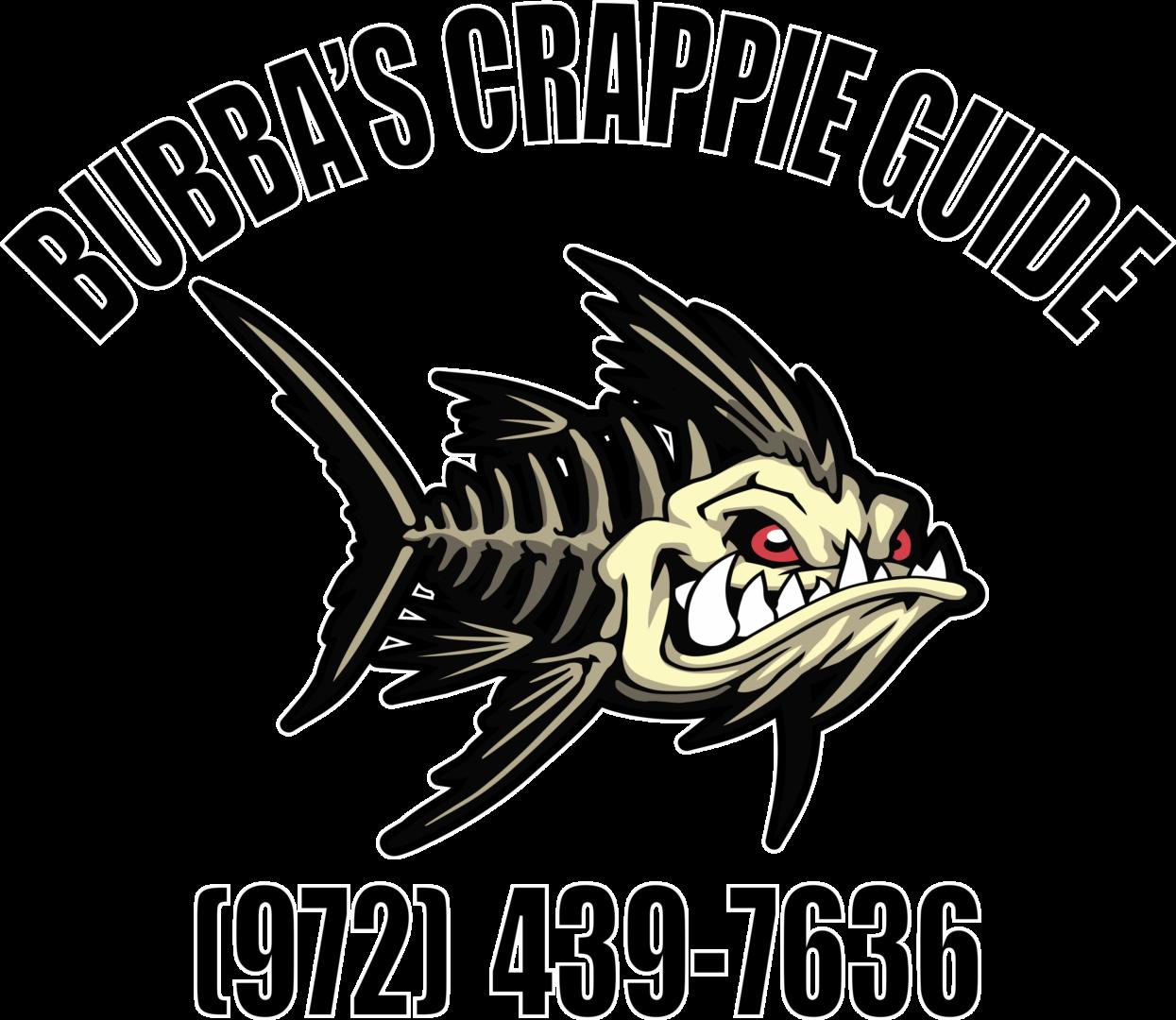 Bubbs Crappie Guide Logo
